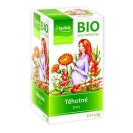 Apotheke BIO Těhotné ženy čaj nálevové sáčky 20x1,5 g