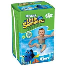 Huggies Little swimmers 7-15 kg koupací plenky 12 ks