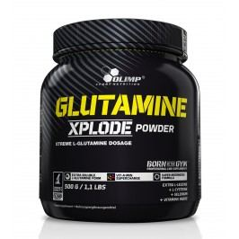Olimp Glutamine Xplode Powder citron 500 mg