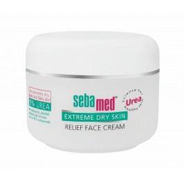 Sebamed Zklidňující krém na obličej 5% urea 50 ml