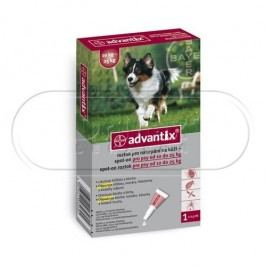 Advantix Advantix pro psy  10-25kg spot-on 1x2.5 ml