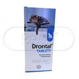 Drontal a.u.v. tbl.24 pro kočky