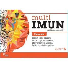 Multiimun pomeranč 30 tablet