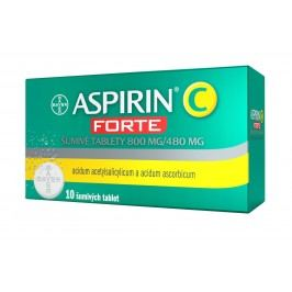 Aspirin C FORTE 10 šumivých tablet