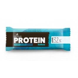 Allnature Proteinová tyčinka 32% kokos 35 g