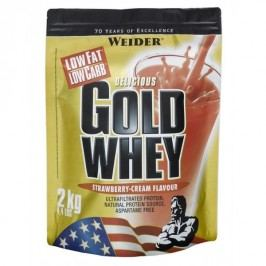 WEIDER Gold Whey milk chocolate sáček 2000 g