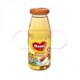 HAMI ovocný nápoj jablko 175ml 4M
