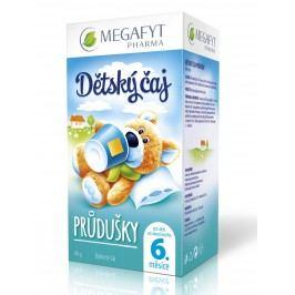 Megafyt Dětský čaj Průdušky 20x2g