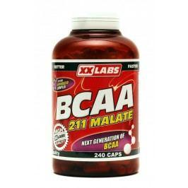 Xxlabs 211 BCAA Malate 240 kapslí
