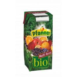 PFANNER Multirosso BIO nápoj 0,2 l