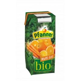 PFANNER Multigold BIO nápoj 0,2 l