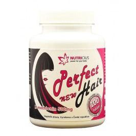 Nutricius Perfect HAIR new methionin 500 mg 100 tablet