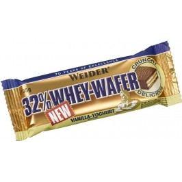 WEIDER 32% Whey-Wafer vanilla-yoghurt tyčinka 35 g