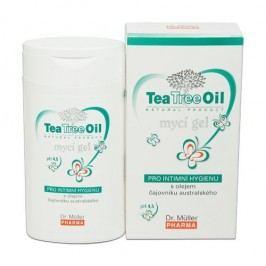 Dr. Müller Tea Tree Oil Mycí gel pro intimní hygienu 200 ml