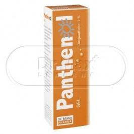 Dr.Müller Panthenol gel 7% 100ml