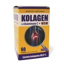 Kolagen s vitamínem C + MSM 60 tobolek