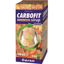 Carbofit Čárkll sirup 100 ml