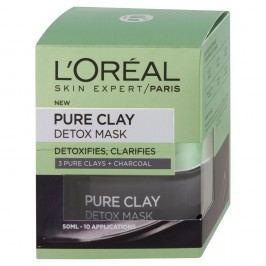 Loréal Paris Pure Clay intenzivní čistící maska 50 ml