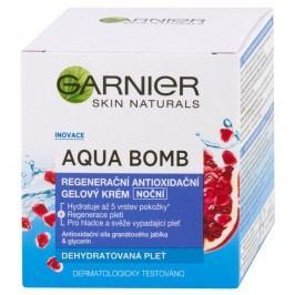 Garnier Aqua Bomb Regenerační gelový krém 3v1 noční krém 50 ml