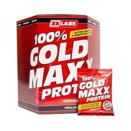 Xxlabs 100% gold maxx protein vanilka sáčky 60x30 g