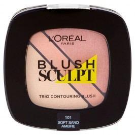 L'Oréal Paris Infallible Sculpt Blush tvářenka 101 Soft Sand Ambre
