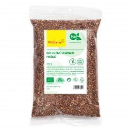 Wolfberry Lněné semínko BIO 200 g