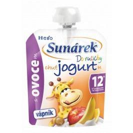 Sunárek Do ručičky s ovocem a jogurtem 80g