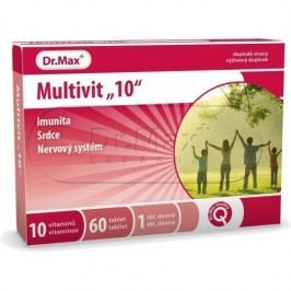 "Dr.Max Multivit ""10"" 60 tablet"