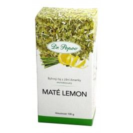Čaj Maté zelené Lemon Dr.Popov 100g sypaný