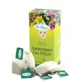 Čaj Gaskoňský čaj štěstí porcovaný n.s.20x1.5g Dr.Popov