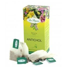 Dr. Popov Antichol tea porcovaný čaj 20x1,5 g