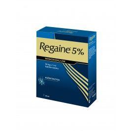 Regaine 5 % kožní roztok 60 ml
