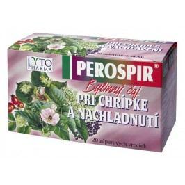 Fytopharma PEROSPIR bylinný čaj při nachlazení  20x1,5 g