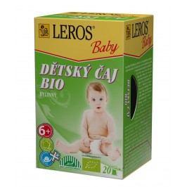 Leros Dětský čaj bylinný BIO 20x2 g