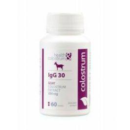 Health&colostrum IgG30 Kozí Colostrum 60 kapslí
