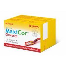 MaxiCor Cholesta 60 tobolek