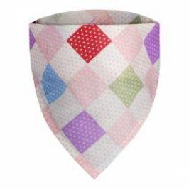 T-tomi Dětský šátek 1 ks squares