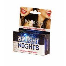 White Glo Bright Nights bělicí pásky 6 ks