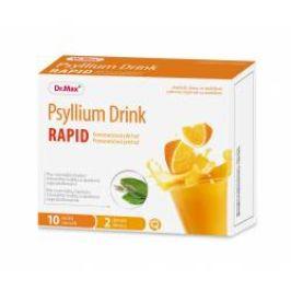 Dr.Max Psyllium Drink RAPID 10 sáčků