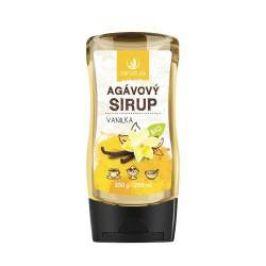 Allnature Agávový sirup BIO vanilka 350 g