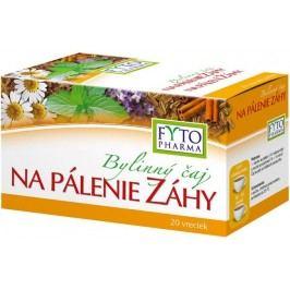 Fytopharma Bylinný čaj na pálení žáhy 20x1.5g