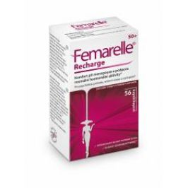Femarelle Recharge 50+ 56 kapslí