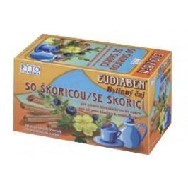 Fytopharma EUDIABEN bylinný čaj se skořicí 20x1.5 g