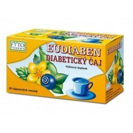 Fytopharma EUDIABEN diabetický čaj 20x1 g