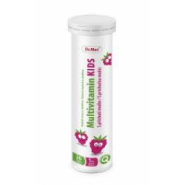 Dr.Max Multivitamin KIDS 20 šumivých tablet