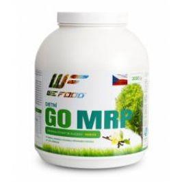 WeFood GO MRP vanilka náhrada stravy 3 kg