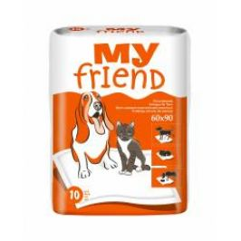 Bella My Friend 90x60 cm podložka pro zvířata 10 ks