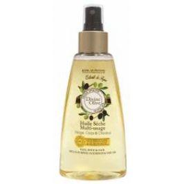 Jeanne en Provence Suchý olej na obličej tělo a vlasy Oliva 150 ml
