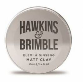 Hawkins & Brimble Matující pomáda na vlasy pro muže 100 ml