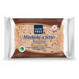 Nutrifree Bezlepkový toastový chléb celozrnný 165 g